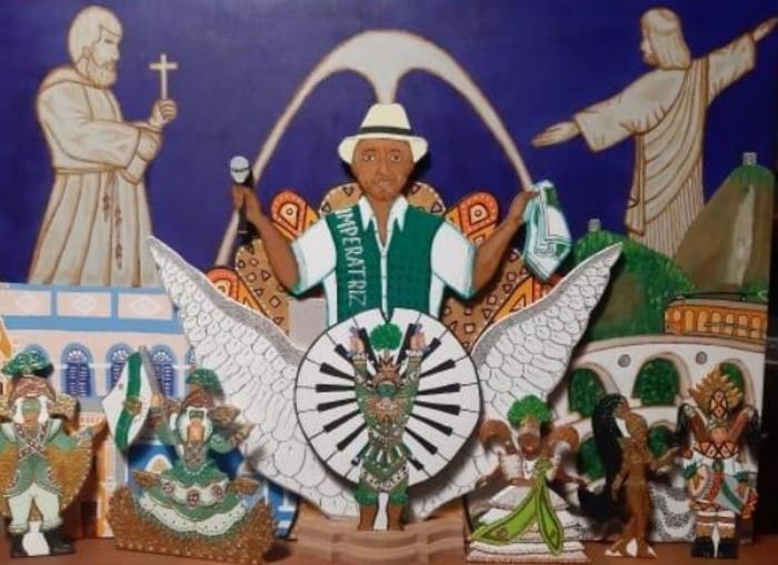 CUNHA, André<br /> Zé de Guarabira, katimba do samba