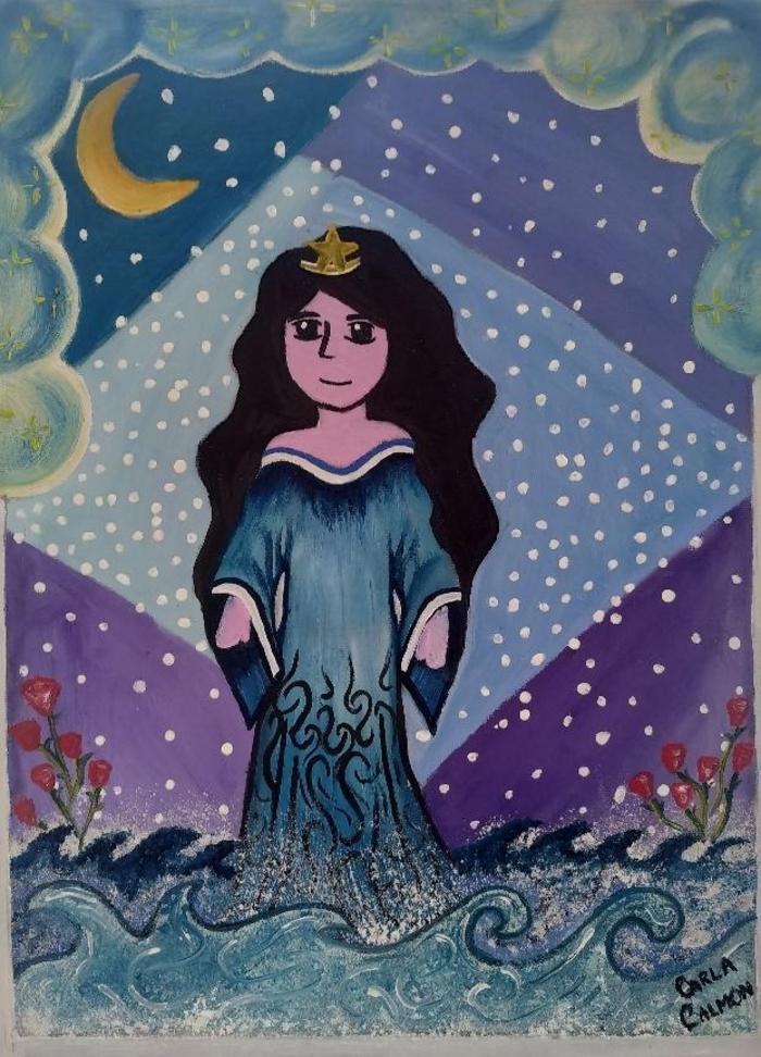 CALMON, Carla<br /> La reine de la mer