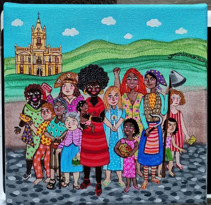 MARIANO, Luciana<br /> La beauté et la force des femmes du Nord Est