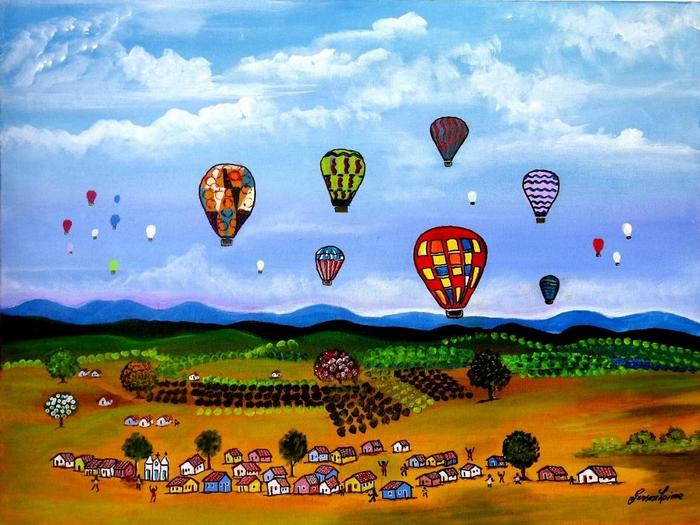 LIMA, Gerson<br /> Tour  de balon
