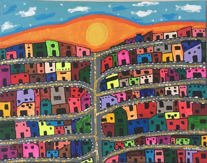 VITORIO, Dani<br /> La ville colorée