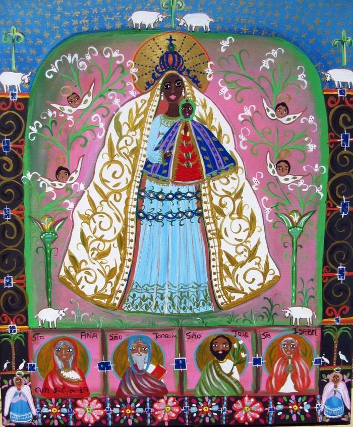 SILVA, Con<br /> Portrait de famille de Maria Santissima