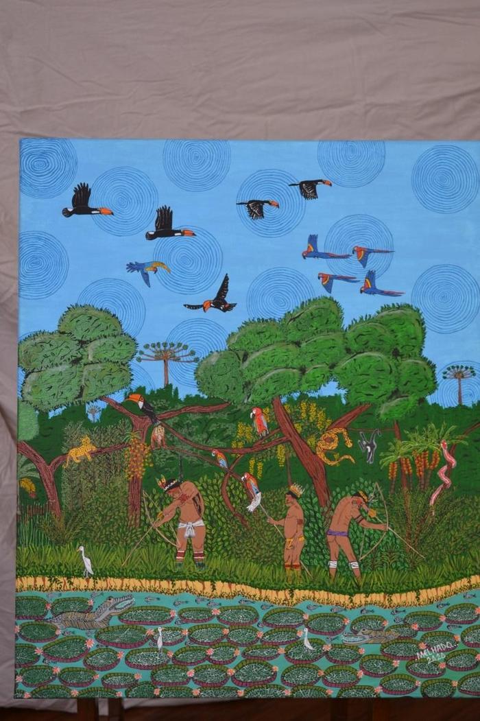 MELHADO<br /> Propriétaires de la forêt