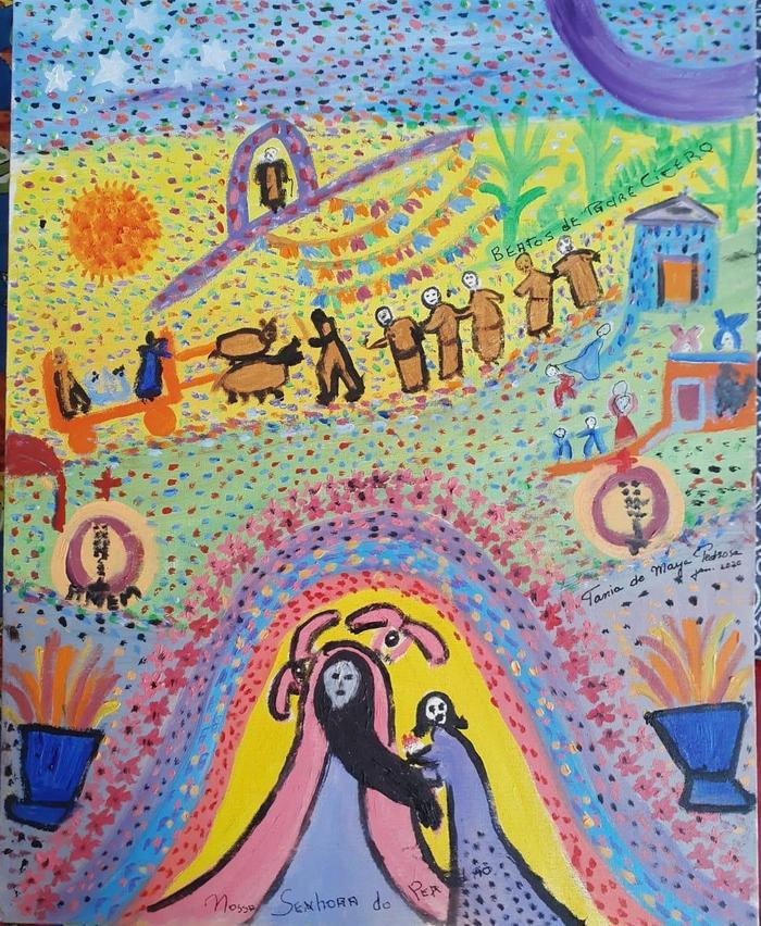PEDROSA, Tânia De Maria<br /> Les bienheureux du père Cícero