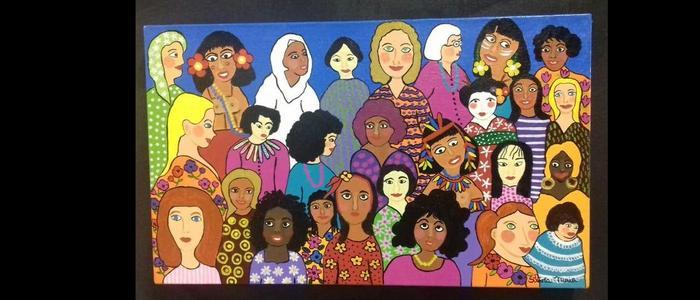 MARIA, Silvia<br /> Femmes de toutes les races