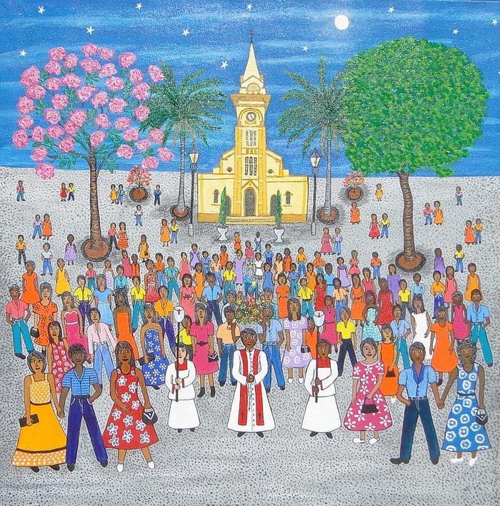 RIMARO<br /> Fête de N. S. de Perpetuo Socorro