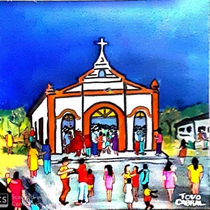 CABRAL, Tovo<br /> La fête de Saint Lourenço