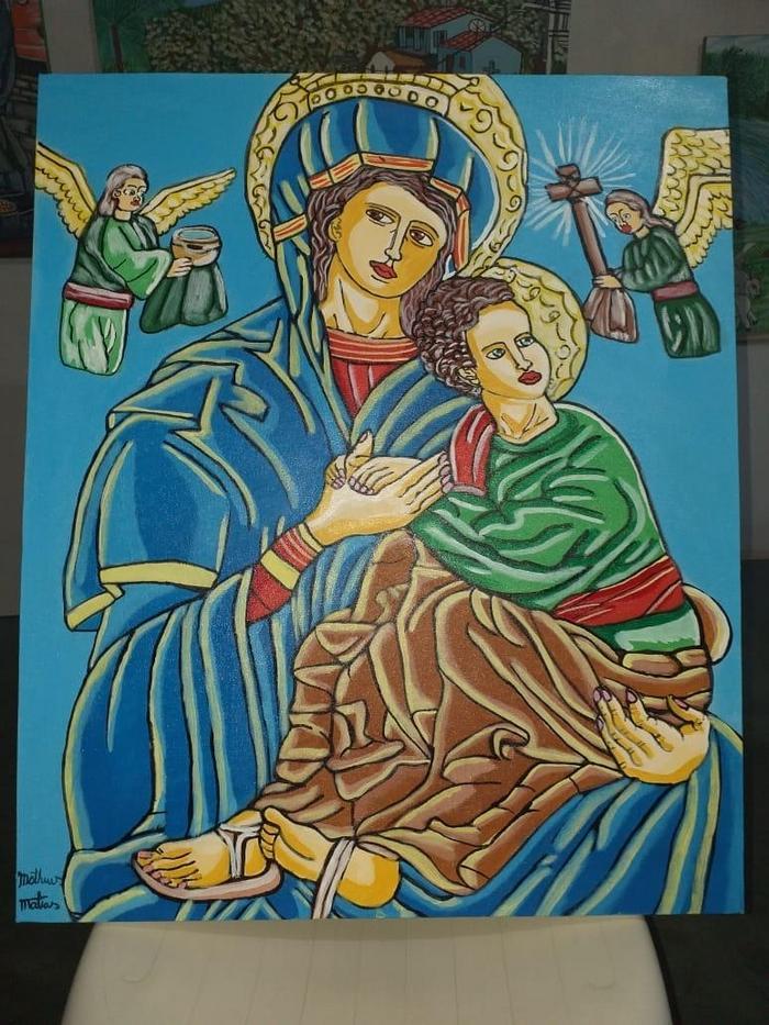 MATIAS, Matheus<br /> Notre Dame de l'aide perçue